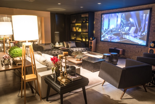 Home Theater - Aliene Luccine